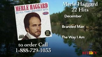 Midwest Country Music Theater TV Spot, 'Merle Haggard, George Morgan and Tammy Wynette' - Thumbnail 3