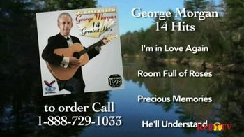 Midwest Country Music Theater TV Spot, 'Merle Haggard, George Morgan and Tammy Wynette' - Thumbnail 4