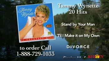 Midwest Country Music Theater TV Spot, 'Merle Haggard, George Morgan and Tammy Wynette' - Thumbnail 6