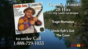 Midwest Country Music Theater TV Spot, 'Merle Haggard, George Morgan and Tammy Wynette' - Thumbnail 8