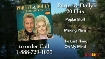 Midwest Country Music Theater TV Spot, 'Merle Haggard, George Morgan and Tammy Wynette' - Thumbnail 9