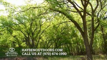 Hayden Outdoors TV Spot, 'Careers' - Thumbnail 9