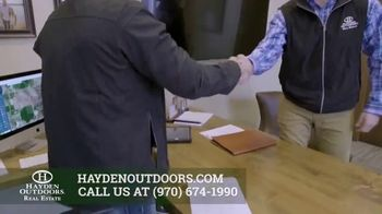 Hayden Outdoors TV Spot, 'Careers' - Thumbnail 1