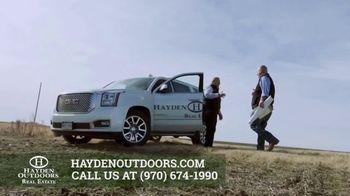 Hayden Outdoors TV Spot, 'Careers' - Thumbnail 4