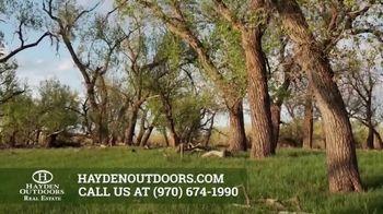 Hayden Outdoors TV Spot, 'Careers'