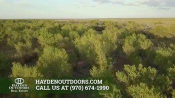 Hayden Outdoors TV Spot, 'Careers' - Thumbnail 8