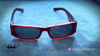 Crown Sunglasses TV Spot, 'For the Infamous' Song by Sandbox Bullies - Thumbnail 6