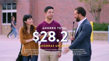 Walmart TV Spot, 'Carlos y Ana' [Spanish] - Thumbnail 6