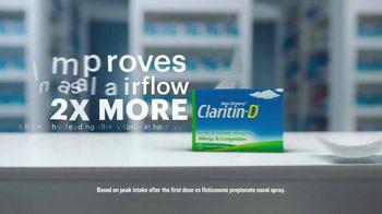 Claritin-D TV Spot, 'Airflow' - Thumbnail 6