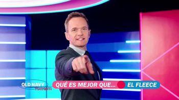 Old Navy TV Spot, '¿Qué es mejor que fleece?' con Neil Patrick Harris, Billy Eichner [Spanish] - 50 commercial airings
