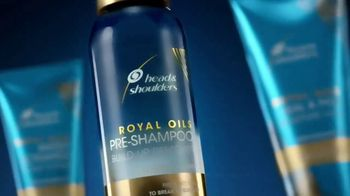 Head & Shoulders Royal Oils TV Spot, 'Five Stars'