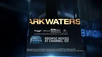 DIRECTV Cinema TV Spot, 'Dark Waters' - Thumbnail 10