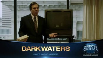DIRECTV Cinema TV Spot, 'Dark Waters' - Thumbnail 4