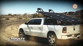 Multy Rack Systems TV Spot, 'Completely Modular' - Thumbnail 1