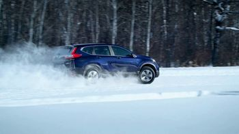Honda TV Spot, 'Winter Ready' [T2]