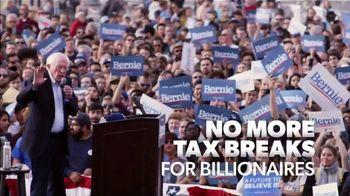 Bernie 2020 TV Spot, 'For All: Tax Breaks' - Thumbnail 6