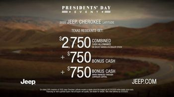 Jeep Presidents Day Event TV Spot, 'Oath of Adventure' [T2] - Thumbnail 3