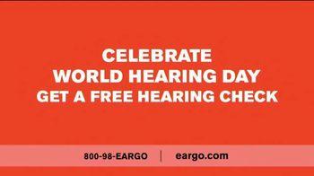 Eargo TV Spot, 'World Hearing Day'
