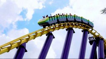 SeaWorld San Antonio TV Spot, 'Texas Stingray & Tonga Twister: Annual Pass' - 2 commercial airings