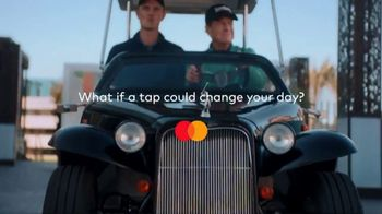 Mastercard Tap and Go TV Spot, 'Vending Machine' Featuring Justin Rose, Tom Watson - Thumbnail 2