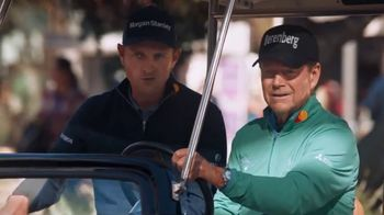 Mastercard Tap and Go TV Spot, 'Vending Machine' Featuring Justin Rose, Tom Watson - Thumbnail 4