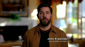 Wounded Warrior Project TV Spot, \'Highest Ambition\' Featuring John Krasinksi