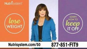 Nutrisystem Spring Sales Event TV Spot, 'Save 50 Percent' - 364 commercial airings