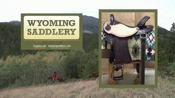 Wyoming Saddlery TV Spot, 'Quality Saddles' - 7 commercial airings
