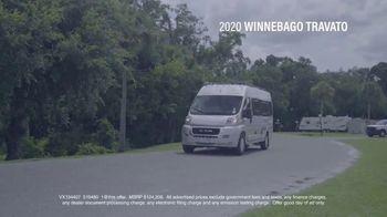 La Mesa RV TV Spot, 'Selection: 2020 Winnebago Travato' - Thumbnail 6