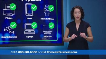 Comcast Business SecurityEdge TV Spot, 'Daily Security Updates: $49.95' - Thumbnail 8