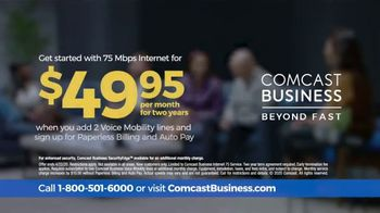 Comcast Business SecurityEdge TV Spot, 'Daily Security Updates: $49.95' - Thumbnail 9