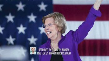 Warren for President TV Spot, 'Fixing Our Economy' - Thumbnail 9