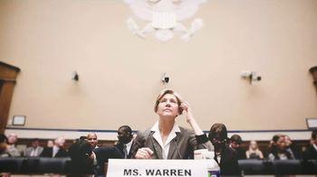 Warren for President TV Spot, 'Fixing Our Economy' - Thumbnail 6