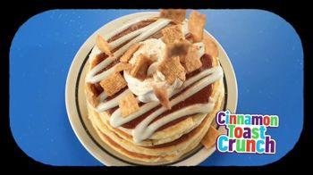 IHOP Cereal Pancakes TV Spot, 'Reunión de la junta directiva' [Spanish] - Thumbnail 3