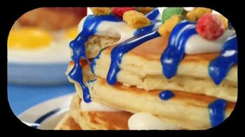 IHOP Cereal Pancakes TV Spot, 'Reunión de la junta directiva' [Spanish] - Thumbnail 4
