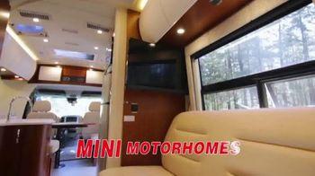 La Mesa RV TV Spot, 'Hottest Trend: Mini Motorhomes' - Thumbnail 3