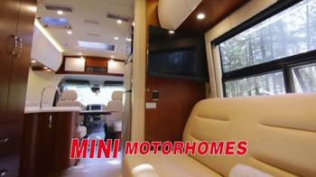 La Mesa RV TV Spot, 'Hottest Trend: Mini Motorhomes'