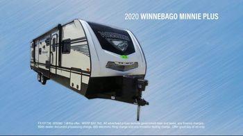 La Mesa RV TV Spot, 'Great Selection: 2020 Winnebago Minnie Plus' - Thumbnail 5