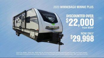 La Mesa RV TV Spot, 'Great Selection: 2020 Winnebago Minnie Plus' - Thumbnail 6