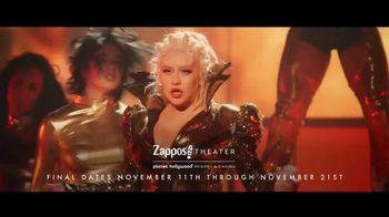 Christina Aguilera TV Spot, 'The Xperience Las Vegas Residency: Zappos Theater' - Thumbnail 3