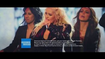 Christina Aguilera TV Spot, 'The Xperience Las Vegas Residency: Zappos Theater' - Thumbnail 5