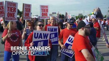 Bernie 2020 TV Spot, 'Union Auto Worker Sean Crawford' - Thumbnail 4