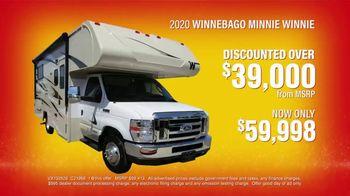 La Mesa RV Fiesta of Savings TV Spot, '2020 Winnebago Minnie Winne' - Thumbnail 5