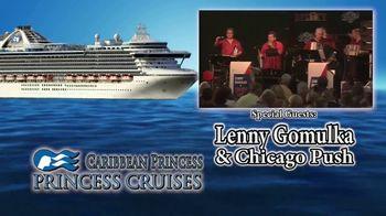 Princess Cruises 2021 Caribbean Polka Cruise TV Spot, 'Join Jimmy Sturr'