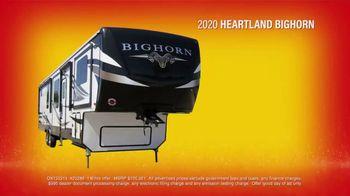 La Mesa RV Fiesta of Savings TV Spot, '2020 Heartland Bighorn' - Thumbnail 4