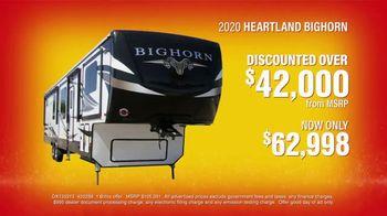 La Mesa RV Fiesta of Savings TV Spot, '2020 Heartland Bighorn' - Thumbnail 5