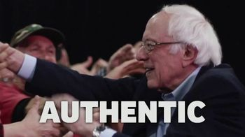 Bernie 2020 TV Spot, 'Authenticity' - Thumbnail 3