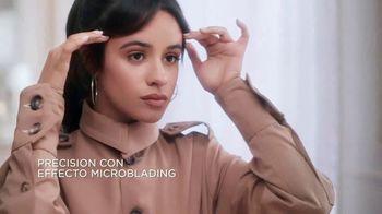 L'Oreal Paris Micro Ink Brow Pen TV Spot, 'Precisión sin compromiso' con Camila Cabello [Spanish] - Thumbnail 3
