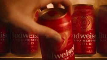 Budweiser Nitro Reserve Gold TV Spot, 'Smooth' - Thumbnail 2