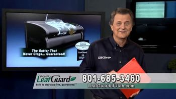 LeafGuard of Utah Winter Half Off Sale TV Spot, 'Big Mouth'